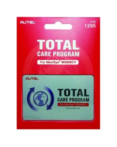 MS908CV ONE YEAR TOTAL CARE PROGRAM CARD