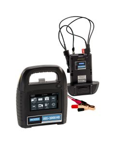 HD Battery & Electrical System Analyzer; Includes Tester With Integrated Printer, and Charging Dock