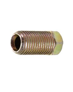"""3/8""""-24L Invrted Flare Nut 4pk"""