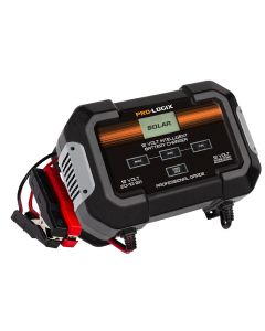 12V Intelligent Battery Charger with Start Assistance