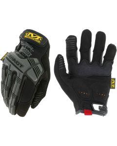 LRG Mpact glove D30 HI IMP BLK/GRY