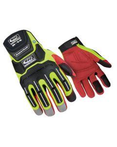 R-14 Mechanics Gloves Hi-Vis M