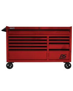 Homak Mfg. 54 in. 10-Drawer Roller Cabinet with 24 in. Depth