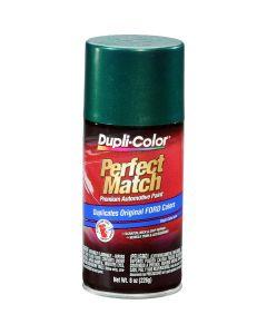Perfect Match Automotive Paint, Ford Amazon Green Metallic, 8 oz Aerosol Can