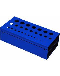 29-Piece Drill Bit Stand 1/16-1/2in