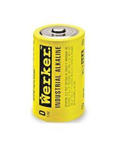 Werker D Alkaline Batteries