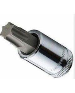 3/8 in. Drive Torx Press Fit Bit Socket - T-45