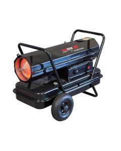 Heavy Duty Kerosene Forced Air Heater, 210K BTU/HR
