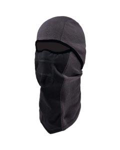 6823 Gray Wind-proof Hinged Balaclava Face Mask