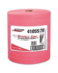 WYPALL X80 SHOPPRO TOWELS ORANGE 475 ROLL