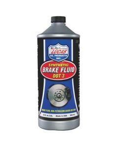 DOT 3 Brake Fluid 32oz, 12pc