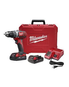 "M18 Compact 1/2"" Drill Driver w/ (2) Batteries Kit"