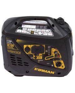 Firman Power Equip. 2100/1700 Watt Portable Gas Inverter