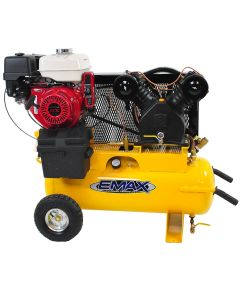 Truck Mount Portable Gas Air Compressor