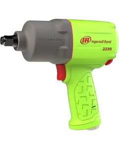 """1/2"""" Air Impact Wrench, High Visibility Green"""