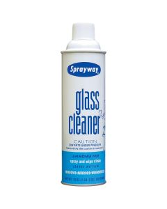 1 Case of 19 oz. Ammonia-Free Glass Cleaner (Quantity of 12 cans)