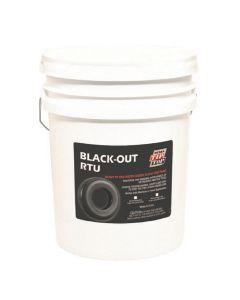 5GAL Black Tire Paint, RTU Water Based