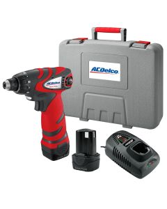 ACDelco Lith-Ion 12V Drill/Driver Kit