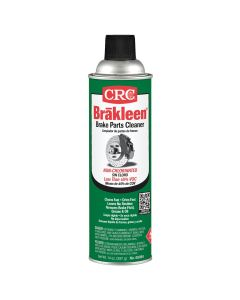 Brakleen Brake Parts Cleaner, Non-chlor, Low VOC, 14 oz. Aresol, (12-Pk.) RESTRICTED IN: CA, CO, CT, DE, MD, NH, RI, PARTs OF UT