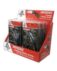 Pro Folding Knife Counter Unit of 10