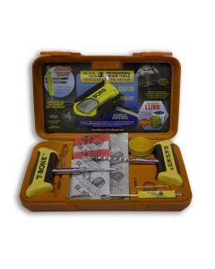 Orange Tire Repair Kit