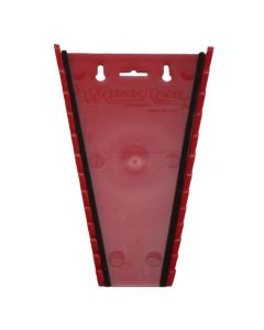 12-Piece Red Wrench Rack