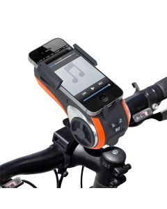 Zoom Tube Bicycle Bluetooth Speaker and MP3 player