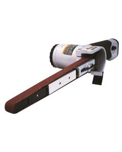 "Air Belt Sander (1/2"" x 18"") with 3 Piece Belts"