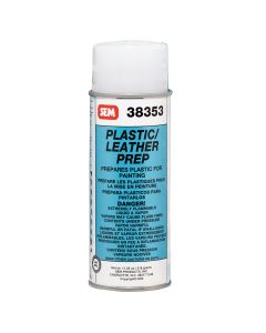 Plastic & Leather Prep
