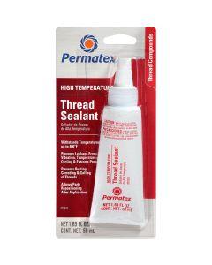 High Temperature Thread Sealant, 50mL Tube Carded