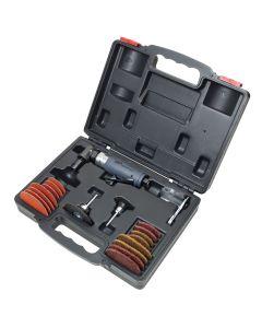 Ultimate Performance Air Angle Die Grinder Kit - 0.33HP