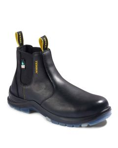 Terra Murphy Chelsea Soft Toe EH Black Boot Size 10M