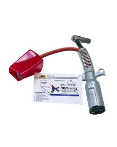 Adapter, Dual Pole, Tractor & Trailer