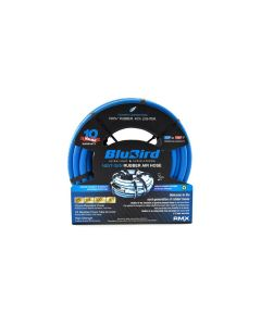 BluBird Rubber Air Hose 1/4 in. x 25 ft.