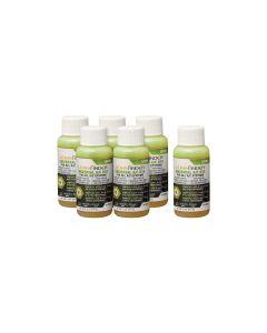 LeakFinder (6) 1-oz (30 ml) bottles, universal A/C dye