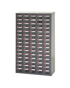 75 Drawer Steel Parts Cabinet