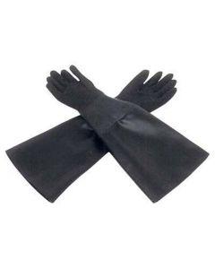 "24"" x 6"" Cloth Lined Sandblasting Gloves"