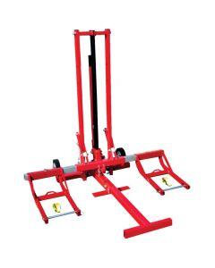 Larin Corp. Lawn Mower Lift w/ 750 lb. Capacity