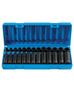 "3/8"" Dr. 26 pc. Std. & Deep Length Metric Master Set"