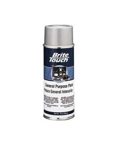 Brite Touch Automotive & General Purpose Paint Gloss Black 10 oz. Aerosol