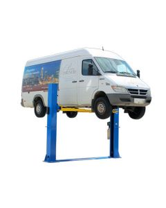 Atlas 10,000 lb. Capacity 2-Post Baseplate Automotive Lift (Will Call Only)