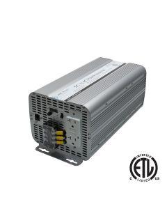 3000 Watt UL458 Listed Power Inverter 12 VDC to 120 VAC