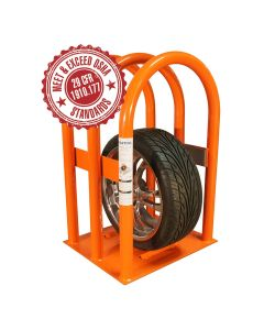 PCR TIRE INFLATION CAGE