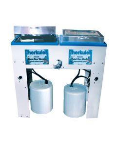 Dual Automatic Waterborne Paint Gun Washer