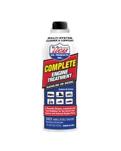 Complete Engine Treatment Case of 12