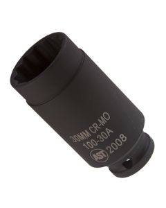 "1/2"" Drive Deep Socket - 30mm"