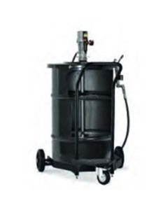 LYNX 55:1 Grease Pump Trolley 400 lb. Drum