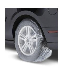 (1 Roll/50) Tire Masker - LG, Paintable, Contoured