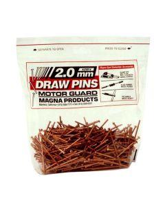 Draw Pins - 2.0mm
