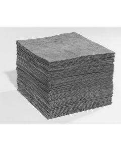 100-Pack Gray Sonic Bonded Mat Pads, Mediu
